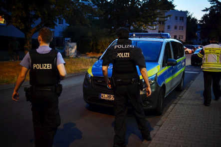 Polizeieinsatz Wiesbaden Aktuell