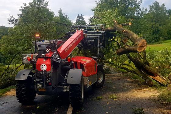 Sturmwarnung Wiesbaden