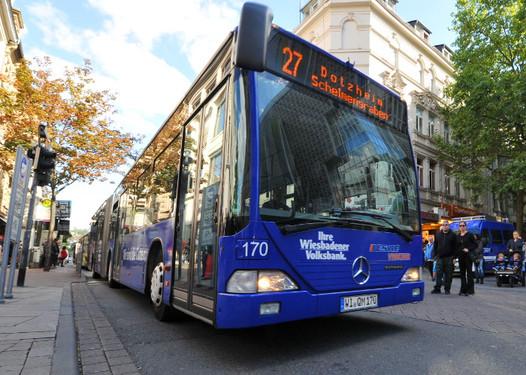 Wiesbaden Busse