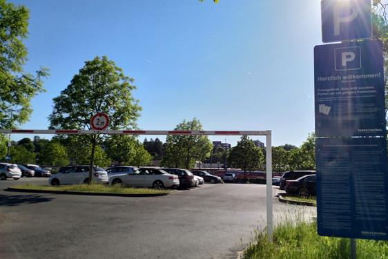 Parkplatz Wiesbaden