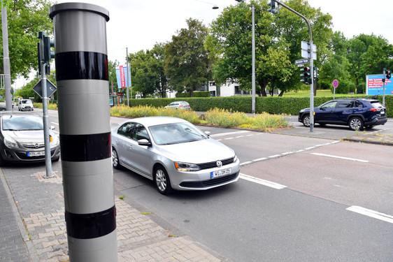 Blitzer Wiesbaden