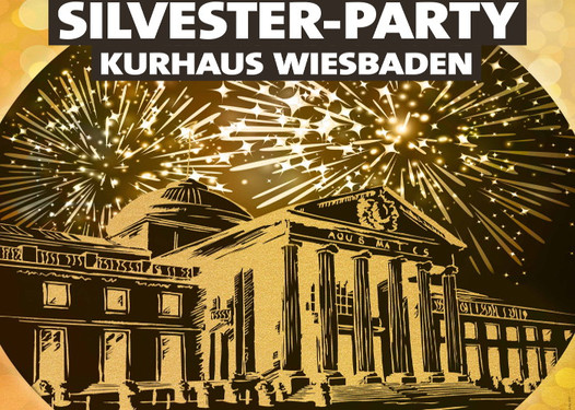 Wiesbadenaktuell Die Große Silvesterparty Im Kurhaus Wiesbaden