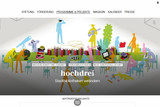 Screenshot Website Kulturstiftung des Bundes