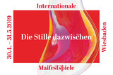Logo der internationalen Maifestspiele 2019