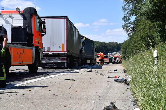 Verkehrsunfall Wiesbaden