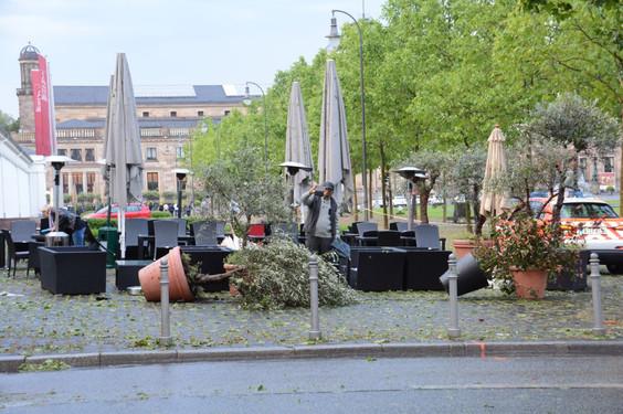 Wetter Wiesbaden Freitag