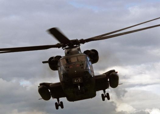 Wiesbaden Hubschrauber
