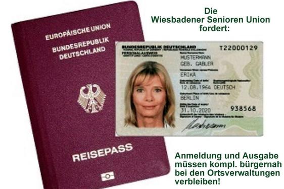 Personalausweis Wiesbaden